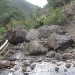 Manawatu Gorge...