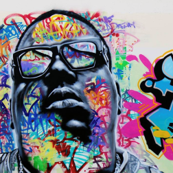 Palmy street art