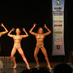 My first look at body building competitions