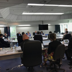 Three days of Annual Plan Hearings