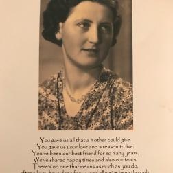 RIP Grandma Joan x
