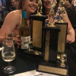 Actual award
