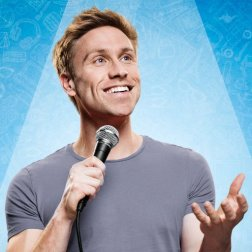 Russell Howard funny guy!
